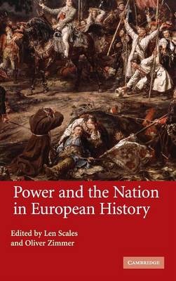 Power and the Nation in European History book