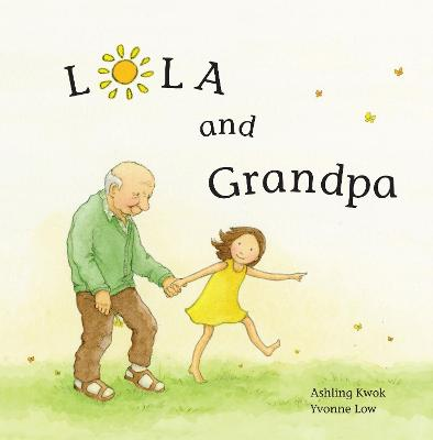 Lola and Grandpa book