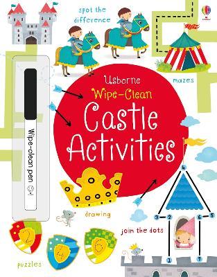 Wipe-clean Castle Activities by Kirsteen Robson