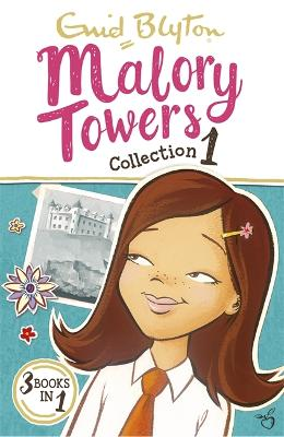 Malory Towers Collection 1 book