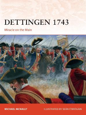 Dettingen 1743: Miracle on the Main book