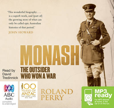 Monash by Roland Perry