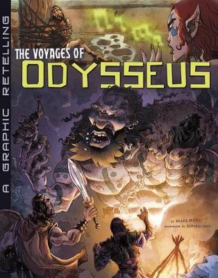 Voyages of Odysseus by Blake Hoena