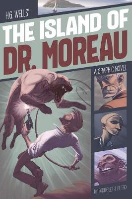 Island of Dr. Moreau by David Rodriguez