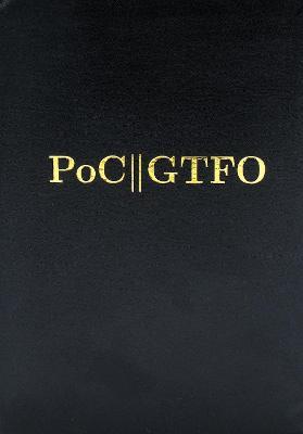 Poc    Gtfo by Manul Laphroaig
