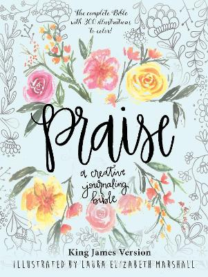 Praise: A Creative Journaling Bible by Laura Elizabeth Marshall