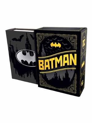 DC Comics: The Wisdom of Batman by Insight Editions
