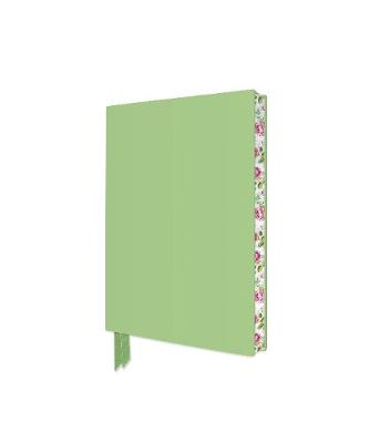 Pale Mint Green Artisan Pocket Journal (Flame Tree Journals) by Flame Tree Studio