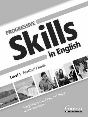 Progressive Skills in English 1 Teacher's Book by Terry Phillips