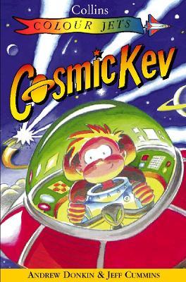 Cosmic Kev by Andrew Donkin