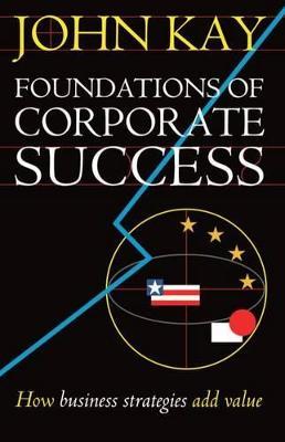 Foundations of Corporate Success book