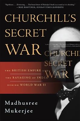 Churchill's Secret War book
