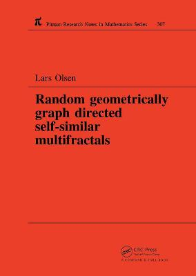 Random Geometrically Graph Directed Self-similar Multifractals by Lars Olsen