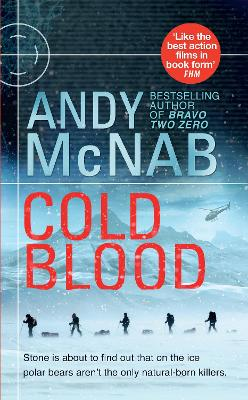 Cold Blood book