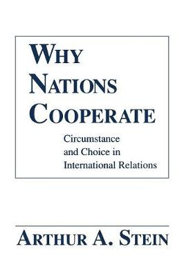 Why Nations Cooperate book