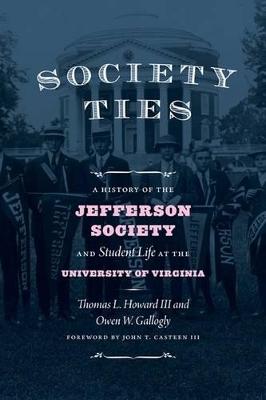 Society Ties by Thomas L. Howard III