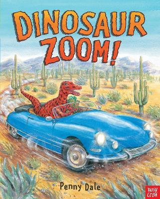 Dinosaur Zoom! book