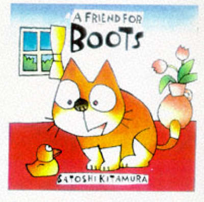 Friend for Boots book