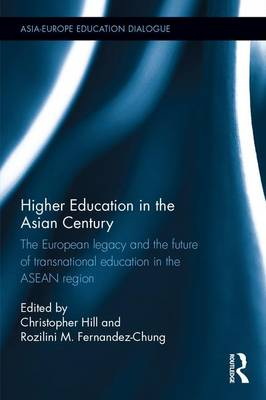 Higher Education in the Asian Century book