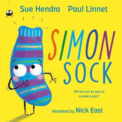 Simon Sock by Sue Hendra