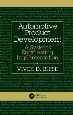 Automotive Product Development book