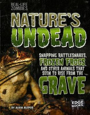 Nature's Undead book