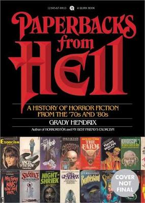 Paperbacks From Hell book
