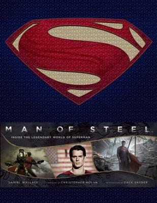 Man Of Steel book