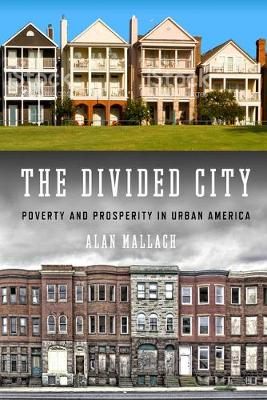 The Divided City by Alan Mallach