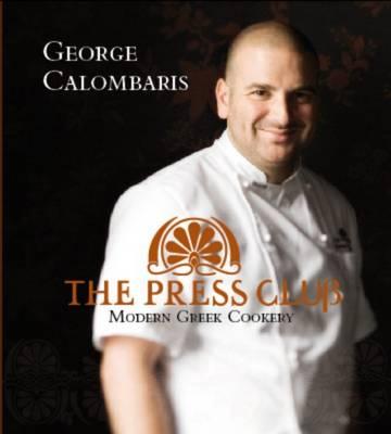 The Press Club: Modern Greek Cookery book