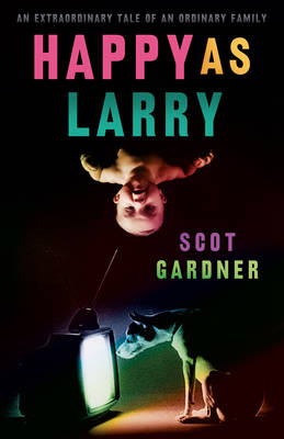 Happy as Larry book
