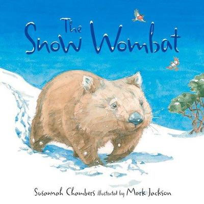 Snow Wombat by Susannah Chambers