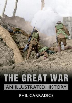 The Great War by Phil Carradice