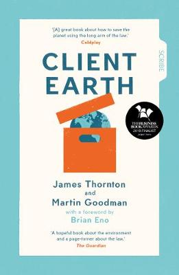 Client Earth by James Thornton