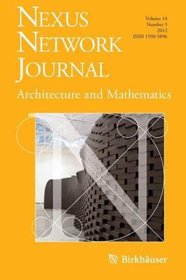 Nexus Network Journal 14,3 by Kim Williams