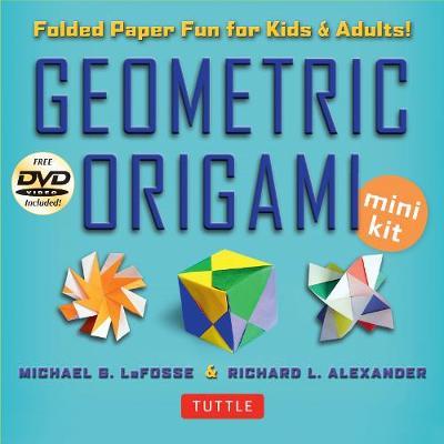 Geometric Origami Mini Kit by Michael G. LaFosse