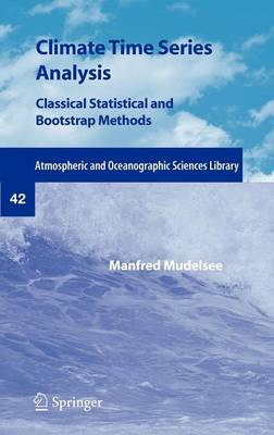 Climate Time Series Analysis book