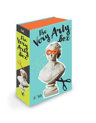 Very Arty Box book