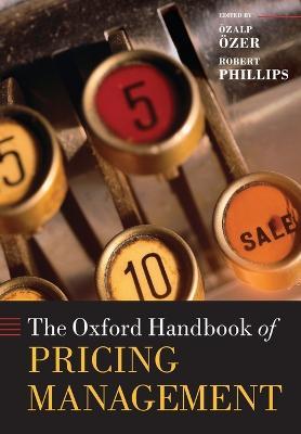 Oxford Handbook of Pricing Management book