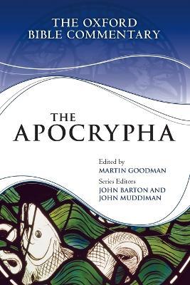 Apocrypha by John Muddiman