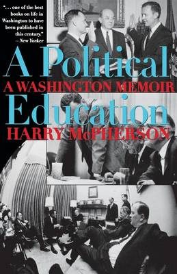 A Political Education by Harry McPherson