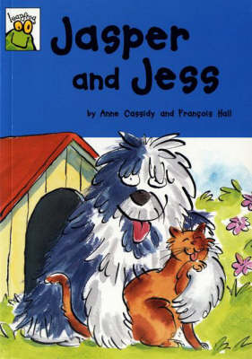 Jasper and Jess by Anne Cassidy