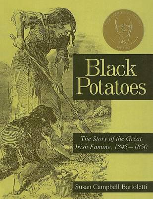 Black Potatoes by Susan Campbell Bartoletti