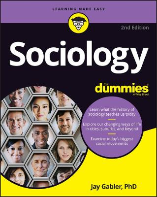 Sociology For Dummies book