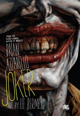 Joker HC by Brian Azzarello