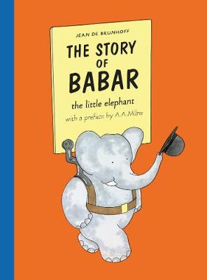 Story of Babar by Jean de Brunhoff
