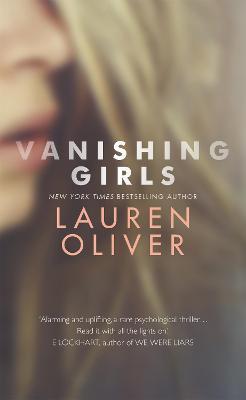Vanishing Girls by Lauren Oliver