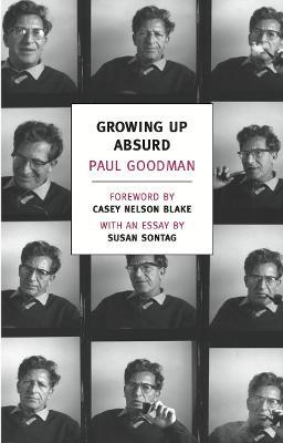 Growing Up Absurd book