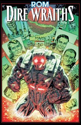 Rom: Dire Wraiths by Chris Ryall