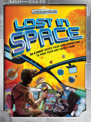 Science Quest: Lost in Space book